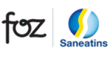 Saneatins - logomarca